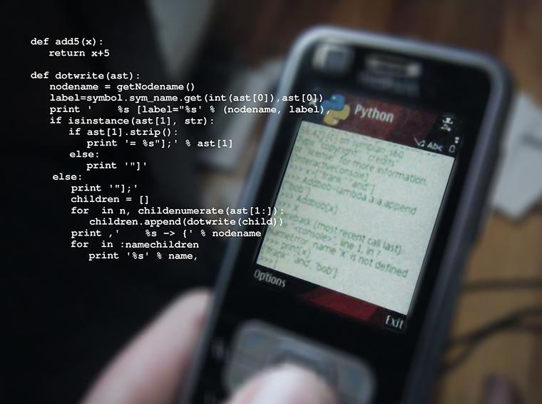 programing - phython