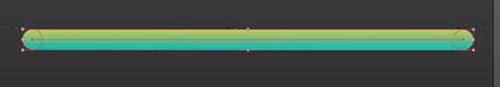 線状に見えるように、ステップ数を多めに(150〜200)設定します。