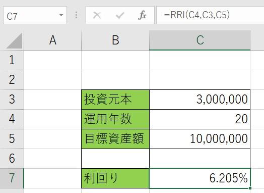 RRI関数例3
